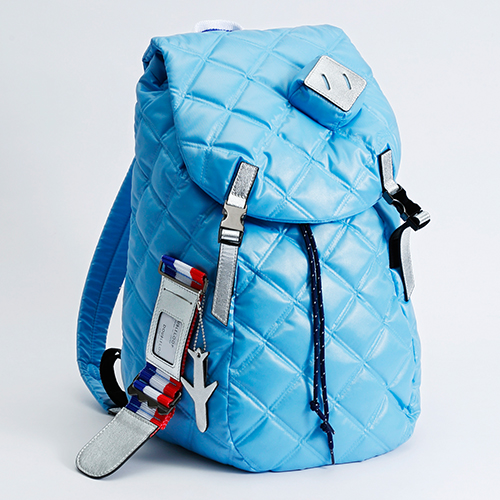 【DOUBLELOOP】JOURNEY RUCK「SKY BLUE」【予約販売/2016年7月下旬発送】