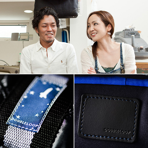 【DOUBLELOOP】JOURNEY SPACE POUCH