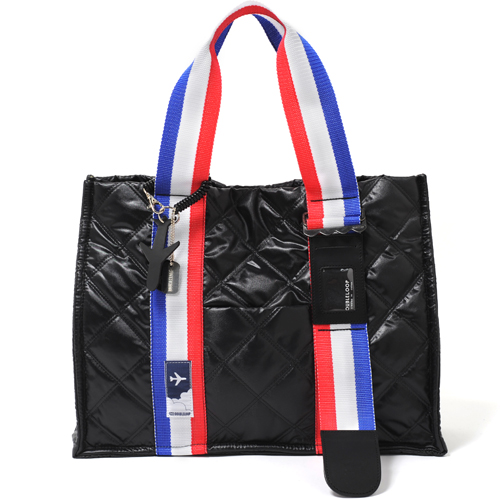 【DOUBLELOOP】JOURNEY SQUARE LARGE TOTE<シークレットセールス>
