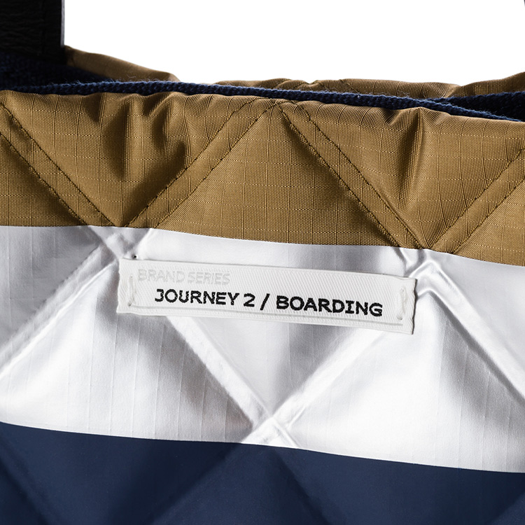 【DOUBLELOOP】JOURNEY2 Boarding Stabilizer TOTE Medium