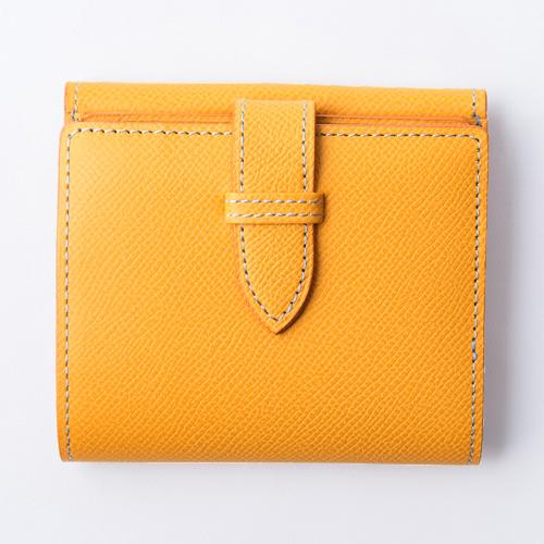 社会人の彼氏の誕生日プレゼントへ贈りたい【BROOKLYN】Windsor フレンチカーフ パスウォレット(二つ折り財布)