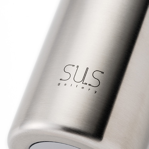 【SUSgallery】tsutsu bottle light 360