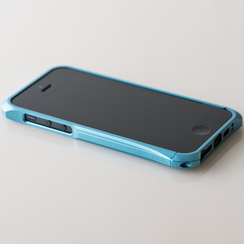 【REAL EDGE】C-2 for iPhone SE/5/5s/fujimaki blue