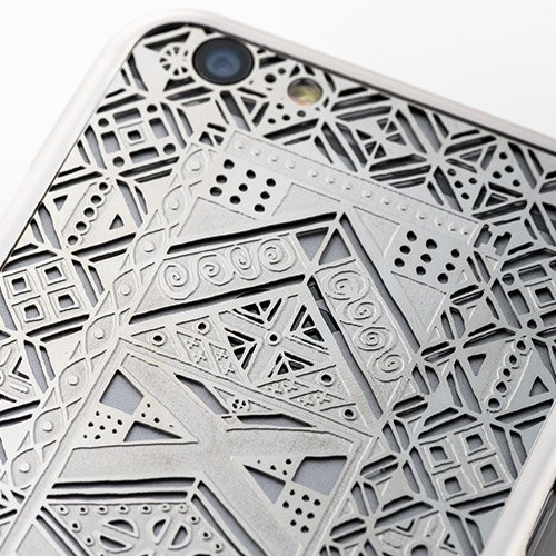 【MORPHA WORKS】薄金 for iPhone 6/6s