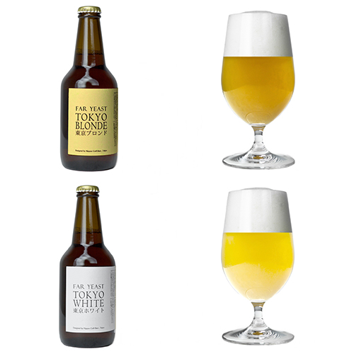 【Far Yeast Brewing】Far Yeast 東京ブロンド & 東京ホワイト 6本セット