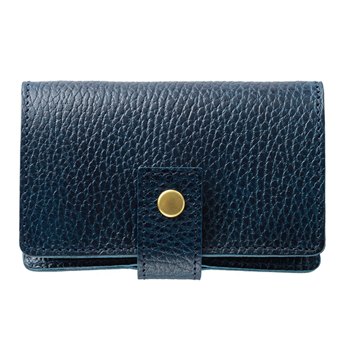 【LITSTA】Coin Wallet 2(ドラーロ/Dark Blue)