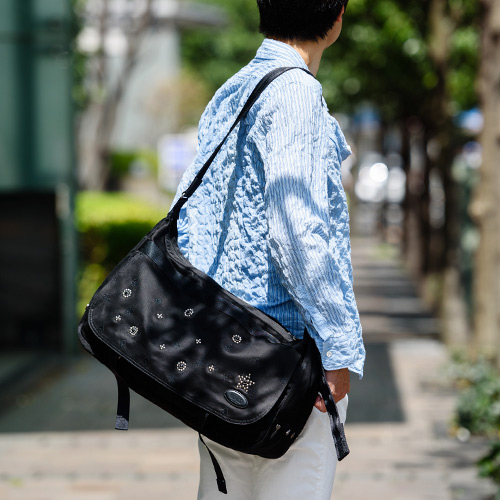 【Porter Classic】KICHIZO/メッセンジャーバッグ 別注カスタムモデル