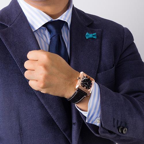 【MINASE】腕時計「FIVE