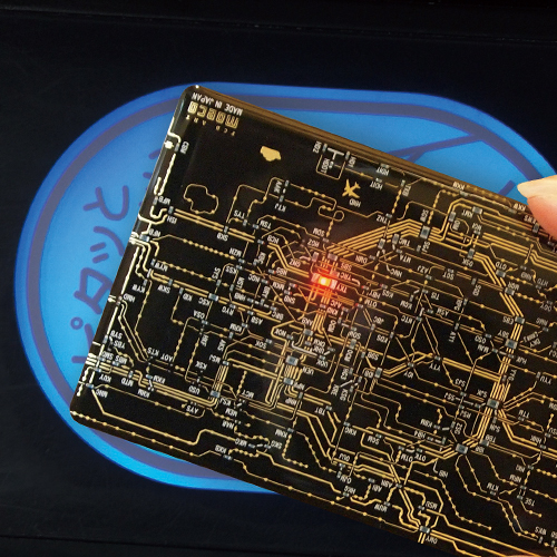 【moeco】FLASH IC-CARDケース