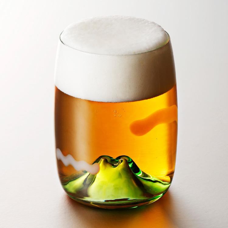 月夜野工房 ビールグラス