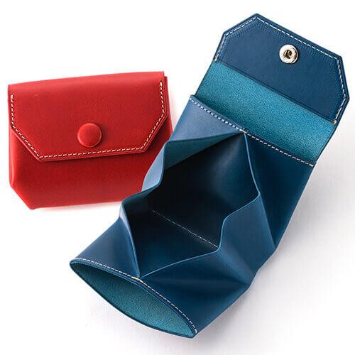 ATELIER Hab(アトリエハブ)折り畳み財布