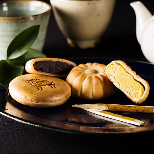 【本家菊屋】奈良老舗和菓子セット「まほろば」