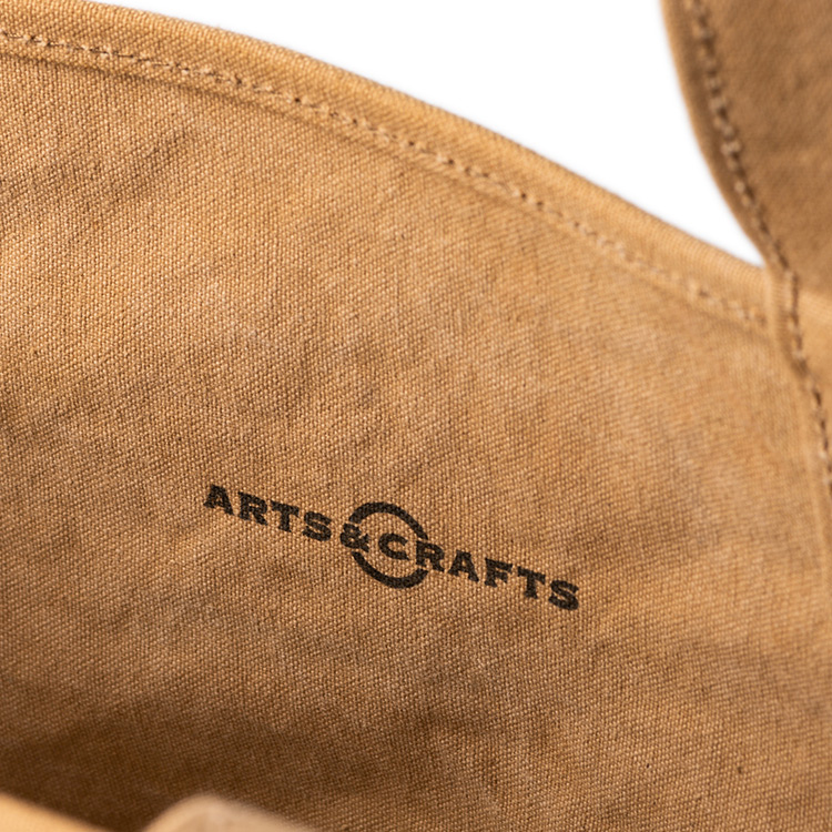 【ARTS&CRAFTS】#9 CANVAS BASIC TOTE M