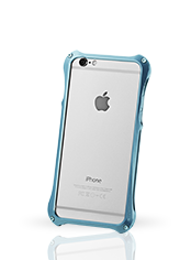 【REAL EDGE】C-5 for iPhone 6 fujimaki blue