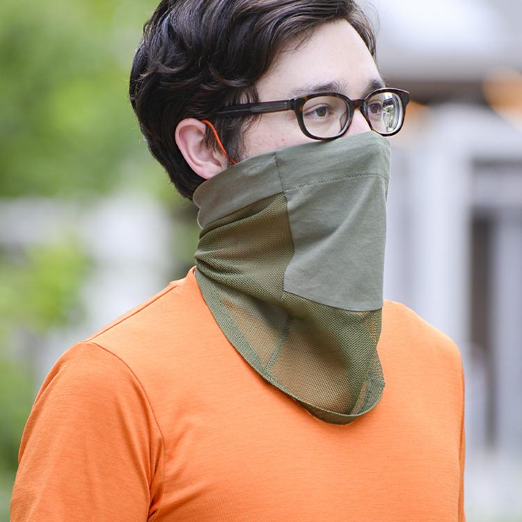 マスク ランニング